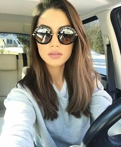 Langes bis mittleres Haar – Neu Haare Frisuren 2018 Long to medium hair hairstyles Cute Hairstyles For Medium Hair, Cool Hairstyles, Hairstyle Ideas, Hair Ideas, Hairstyles 2018, Medium Brunette Hairstyles, Brunette Lob, Hairstyle Short, Makeup Hairstyle