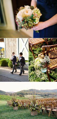 Charlottesville Wedding by Jen Fariello   The Wedding Story