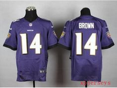 $22 for Wholesale cheap Nike Baltimore Ravens #14 Marlon Brown Purple Team Color Men's Stitched Elite NFL Jersey .Carolina Panthers Nike Jerseys,Chicago Bears Nike Jerseys,Cincinnati Bengals Nike Jerseys,Cleveland Browns Nike Jerseys,Dallas Cowboys Nike Jerseys,Denver Broncos Nike Jerseys NFL,Detroit Lions Nike Jerseys, and more jerseys sale