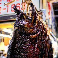 Postcards from Japan  Smoked Salmon in Miyako fish Market. - - Copyright: JohnRourke Rights Usage: All rights reserved. - - #travelshooteditrepeat #xphotographer #xphotographers #photographersofinstagram #editorial #lifestyle #travel #traveller #wanderlust #instameet #photooftheday #travelphotography #japan #cityscape #streetstyle #travelblogger #documentary #streetphotography #xseries #fujiusers #lifeasaphotographer #fujifilm #travelgram #globetrotter #japanese