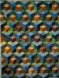 Gallery. Karen Combs quilts of illusion, quilter, teacher, author, fabric designer
