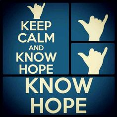 Know Hope- The Color Morale