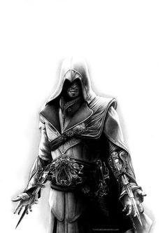 Ezio by ~Laminated-TeabaG on deviantART   Fantasy [Rangers ...