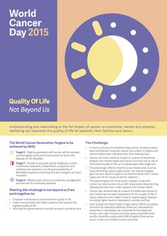 Fact Sheets | WCD