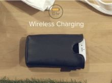 Ampere The Sleeve That Charges Wirelessly!  http://techmash.co.uk/2015/01/27/ampere-the-sleeve-that-charges-wirelessly/  #Ampere #Battery