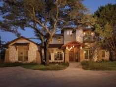 Rustic home with a blend of styles that I love! - plan 111S-0005 - houseplansandmore.com