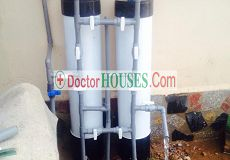 Hệ thống lọc nước giếng khoan mới
