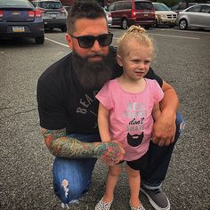 Real daddies don't shave.. #StayLoyal #StayBearded #StayVillain