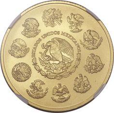 Mexico: Republic gold Onza 2009-Mo,
