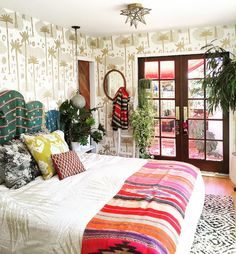 Justina Blakeney's Bedroom