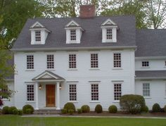 Traditional Exterior Colonial Design, Pictures, Remodel, Decor and Ideas - page 18