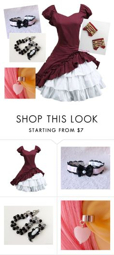 """""""Untitled #9610"""" by bj837101 ❤ liked on Polyvore"""