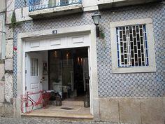 ETW: Cultura do Cha Exterior in Lisbon