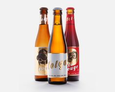 New York based illustrator and designer Jon Contino released a new project he did with Volga Beer.