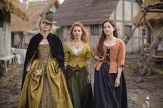 Jamestown: Be warned: the storytelling is at times brutal and violent.