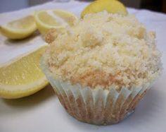 The Big Green Bowl: Lemon Crumb Muffins