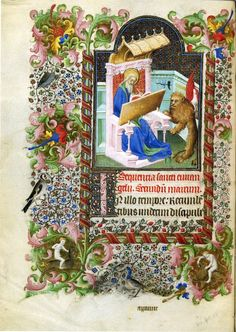 Image result for grapevine medieval illumination