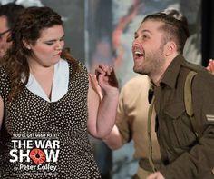 Action Shot by Matt Goertz of The War Show Design Consultant, Theatre, Action, War, Couple Photos, Couple Shots, Group Action, Couple Pics, Theater