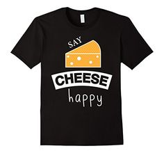 Men's Say Cheese Happy T-Shirt 2XL Black Cheese Gift T-Sh... https://www.amazon.com/dp/B0722V3K27/ref=cm_sw_r_pi_dp_x_CMzezb6P9Q5D7