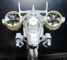 S6 Warhammer 40k Space Marine Storm Talon conversion Orca
