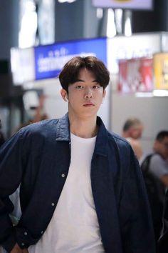 Kim Joo Hyuk, Nam Joo Hyuk Cute, Nam Joo Hyuk Lee Sung Kyung, Jong Hyuk, Lee Hyun, Lee Jong Suk, Asian Actors, Korean Actors, Weightlifting Kim Bok Joo