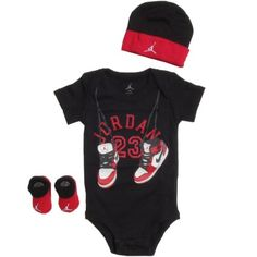 Jordan Baby Clothes Hanging Ones Shoe... for only $21.95