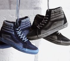 "Vans California Sk8-Hi Reissue ""Over Washed"""