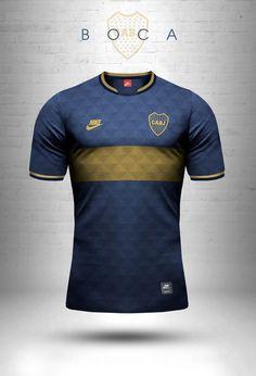 Adidas Originals and Nike Sportswear jersey design concepts using geometric patterns. Retro Football, World Football, Football Shirts, Sports Shirts, Rugby Jersey Design, Cr7 Messi, Football Fashion, Custom T Shirt Printing, Sports Uniforms
