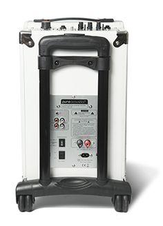 Disfruta de un sonido profesional en cualquier lugar con el altavoz Bluetooth Pure Acoustics MCP-100