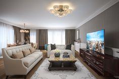 Esnafoglu Home #Livingroom