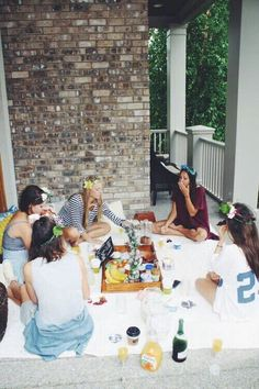 Picnic with the girls