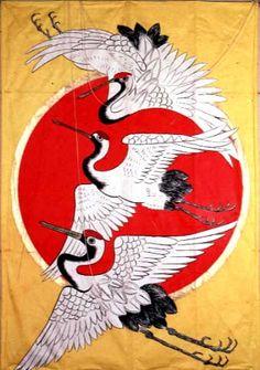 Kite ----------- #japan #japanese