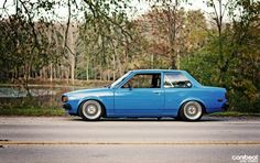 Two Oldschool Slammed Corollas Sharing the Road Toyota Corolla, Corolla Ke30, Toyota 4runner, Toyota Tercel, Toyota Cars, The Road, Japanese Sports Cars, Japanese Cars, Jetta Mk1