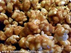Gourmet Caramel Popcorn Recipe and 8 Tips To Make It Quick and Easy