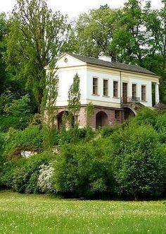 Römisches Haus ~ Tiefurter Park, Weimar, Germany