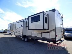 New 2018 Forest River RV Wildwood Heritage Glen 372RD Fifth Wheel at General RV | Mt. Clemens, MI | #155256