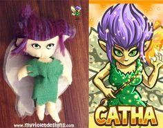Catha Ironhide myvioletdesigns.com