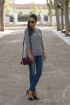 GiGi New York | Madison Wine Crossbody | With Or Without Shoes Fashion Blog