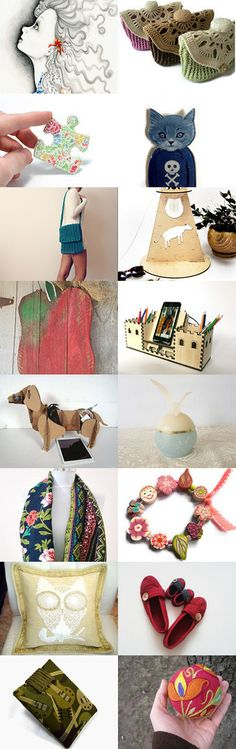 Something for you by Katarzyna Blachowicz on Etsy--Pinned with TreasuryPin.com