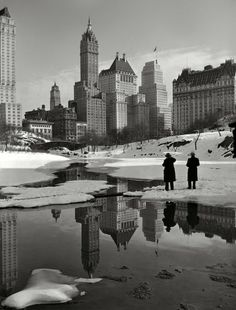 New York in 1933