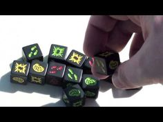 Zombie Dice - with Tom Vasel Halloween Board Game, Board Games, Cube, Toms, Tabletop Games, Table Games