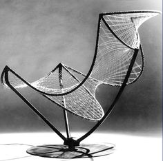 Luciano Grassi, Sergio Conti and Marisa Forlani - Chair for Paoli - 1955