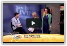 Spiegel & Newport News Date Night Looks on San Diego Living