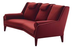 The sofas of the season: Sofa Edouard, Antonio Citterio (B & B Italia)