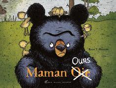 Michel, ours solitaire et grincheux, adore les oeufs, qu'ils soient au plat, en cocotte, à la coque ou mimosa. Pour réaliser ses recettes, il n'hésite pas à voler dans tous les nids. Mais, un jour, les oeufs éclosent : quatre oisons en sortent, persuadés que Michel est leur maman. Malgré lui, il s'habitue à cette étrange compagnie et prend bientôt son rôle de mère très au sérieux.