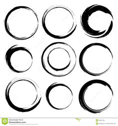enso CIRCLE drawing - Buscar con Google More