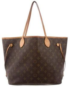 Louis Vuitton 2017 Monogram Neverfull MM w/Pouch Louis Vuitton 2017, Louis Vuitton Handbags Sale, Louis Vuitton Designer, Designer Handbags On Sale, Lv Handbags, Vuitton Bag, Burberry Handbags, Chanel Handbags, Leather Handbags