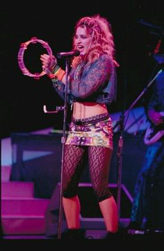 "madonna virgin tour | Madonna (1985) ""The Virgin Tour"" 