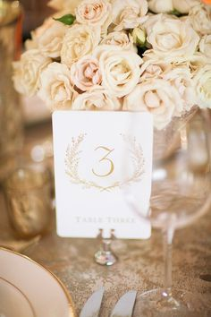 Wedding Reception Centerpiece Inspiration - Photo: Three Nails Photography