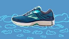 I just bought Brooks Levitate but I'm dreaming about the new Adrenaline 18's    See the Adrenaline GTS18 in action